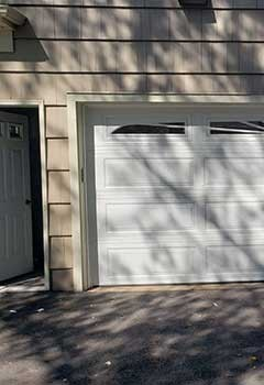 New Garage Door Installation, Mountain View